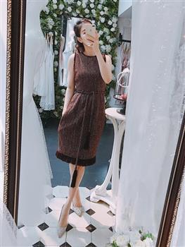 Top 15 của hàng bán đầm suông đẹp, uy tín ở Tp. HCM