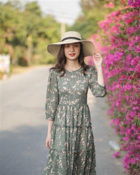 Top 15 shop bán Đầm Voan hoa đẹp và uy tín nhất TPHCM