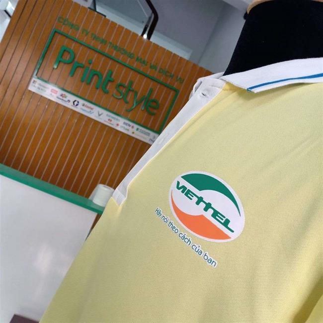 Printstyle.vn - Thiết kế và sản xuất áo thun đồng phục theo yêu cầu 1091775