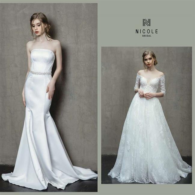 Nicole Bridal - Cho thuê áo cưới phong cách tối giản - nhẹ nhành - tinh tế 1552747