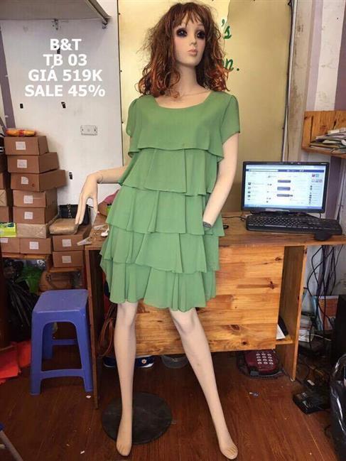 Shop thời trang sau sinh cho người béo mập B&T 3877106