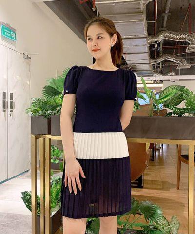 Đầm công sở thiết kế Đẹp - Thời Trang Minh Trúc 53010328