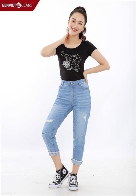 Genviet Jeans 56411099