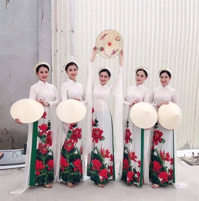 Trang Phục Biểu Diễn Hồng Hạnh 67927